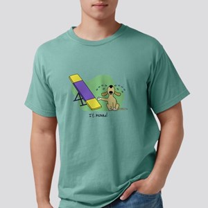 See-Saw Agility Dog Light TShir T-Shirt