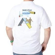 Handler Prayer - Touch Golf Shirt