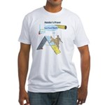 Handler Prayer - Touch Fitted T-Shirt