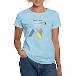 Handler Prayer - Touch Women's Light T-Shirt