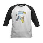 Handler Prayer - Touch Kids Baseball Jersey