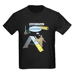 Handler Prayer - Touch Kids Dark T-Shirt