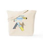 Handler Prayer - Touch Tote Bag