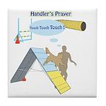 Handler Prayer - Touch Tile Coaster
