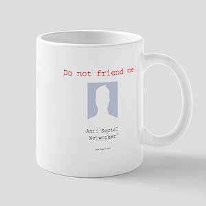 ASN_DoNotFriendMe Mug