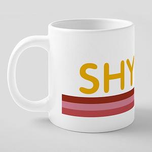 shyster_black 20 oz Ceramic Mega Mug