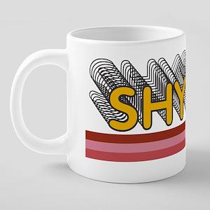 shyster_white 20 oz Ceramic Mega Mug
