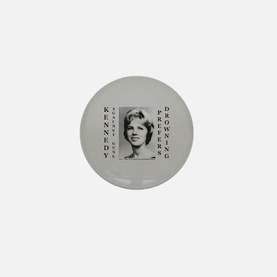 Kennedy Against Guns Mini Button