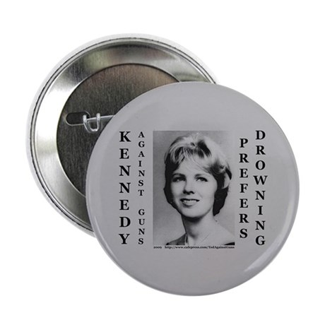 "2.25"" Kennedy Against Guns Button"