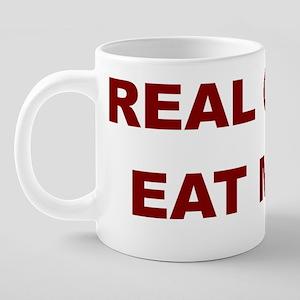 realgirlsred 20 oz Ceramic Mega Mug