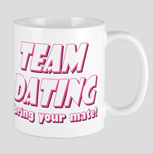 Dating- Pink Mug