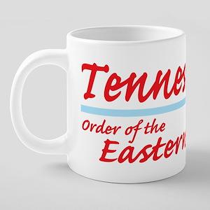 Tennessee OES Shirt 20 oz Ceramic Mega Mug