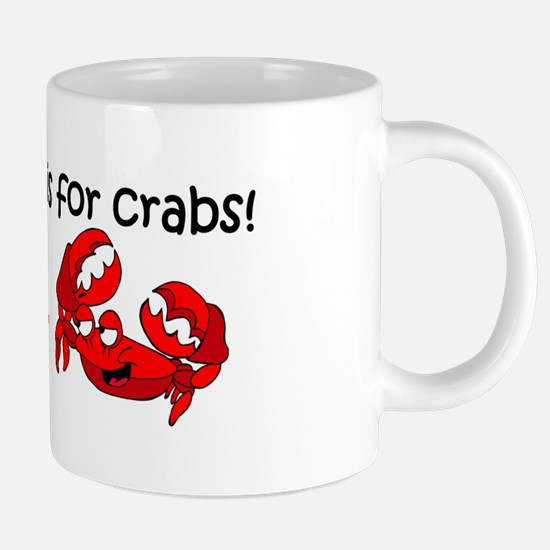 mug maryland crabs.png 20 oz Ceramic Mega Mug