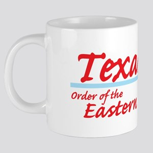 Texas eastern star shirt.pn 20 oz Ceramic Mega Mug