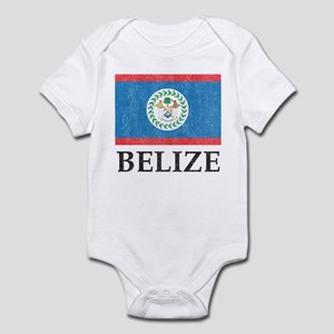 Vintage Belize Infant Bodysuit