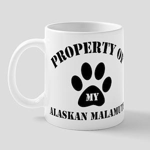 My Alaskan Malamute Mug