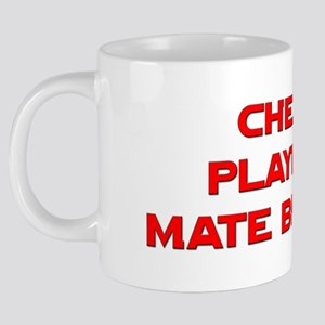 CHESS2 20 oz Ceramic Mega Mug