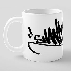 ShanduTag 20 oz Ceramic Mega Mug