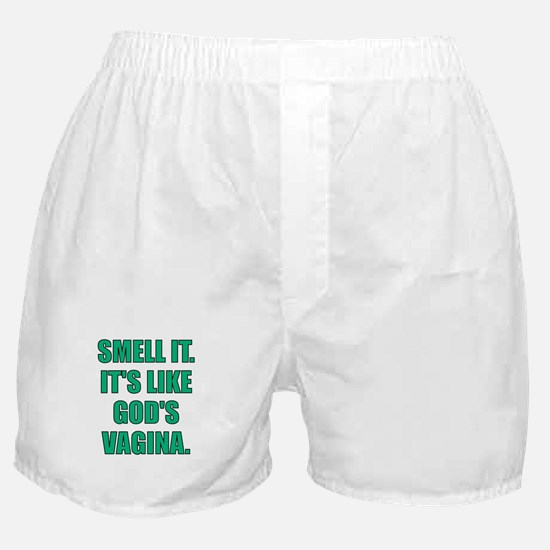 Smell It Boxer Shorts