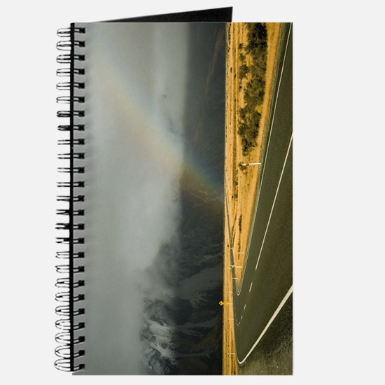 Road to the end of the Rainbow Journal