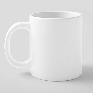 fleurAScrollWdbHtr 20 oz Ceramic Mega Mug