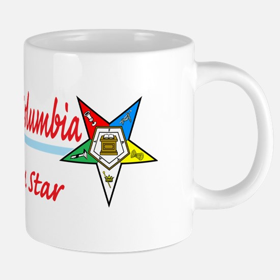 DC eastern star shirt.png 20 oz Ceramic Mega Mug