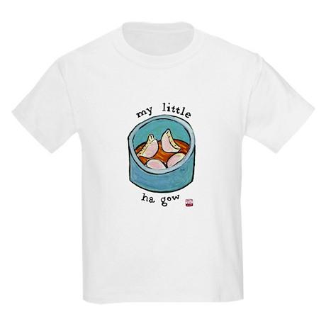 my little ha gow Kids T-Shirt