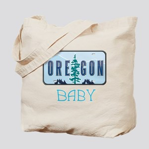 Oregon Baby Tote Bag