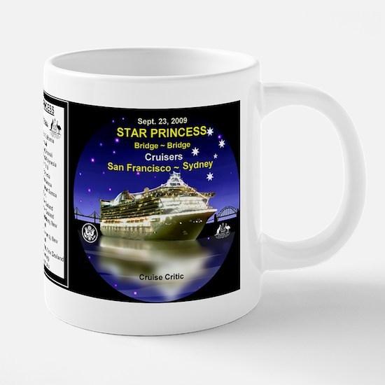 Star Bridge - Bridge logo f 20 oz Ceramic Mega Mug