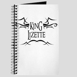 King Lizette Journal