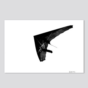Hang Gliding Postcards (Package of 8)