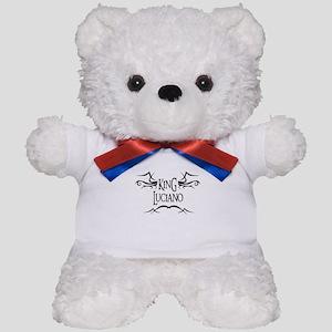 King Luciano Teddy Bear