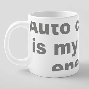 AutocorrectEnema1C 20 oz Ceramic Mega Mug