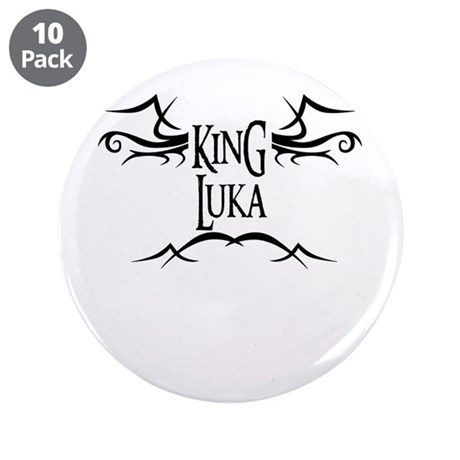 King Luka 3.5 Button (10 pack)