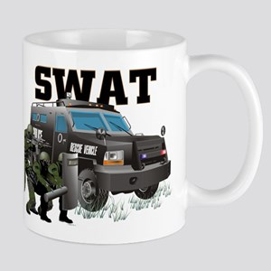 Tactical Vehicle Large Mugs