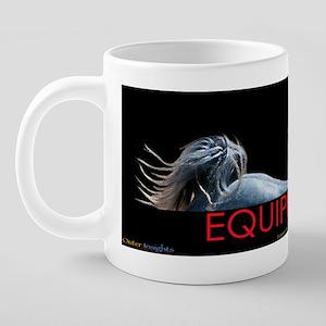 Equiphoria Mug 20 oz Ceramic Mega Mug