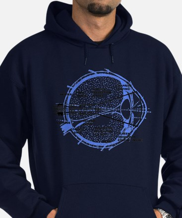 Soul Window - Light Hoodie (dark)