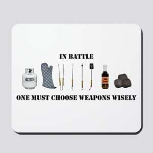 Grill Wars Mousepad