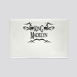 King Madelyn Rectangle Magnet