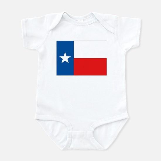 Flag of Texas Infant Bodysuit