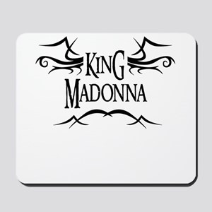 King Madonna Mousepad