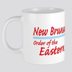 New Brunswick eastern star  20 oz Ceramic Mega Mug