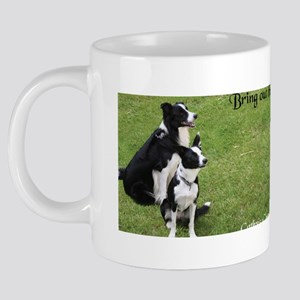 doubledoggiesmug.png 20 oz Ceramic Mega Mug