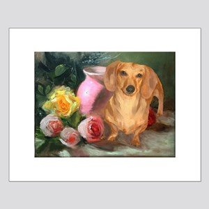 Vase Doxie Small Poster