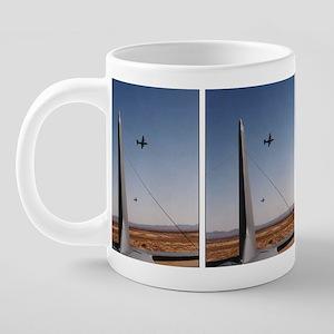 herktailmug 20 oz Ceramic Mega Mug