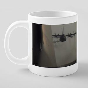 mightyherkmug 20 oz Ceramic Mega Mug