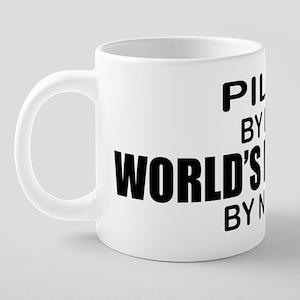 PILOT 20 oz Ceramic Mega Mug