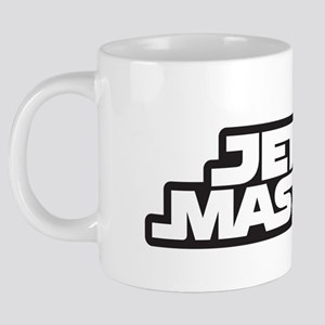 Jeté Master Logo 20 oz Ceramic Mega Mug