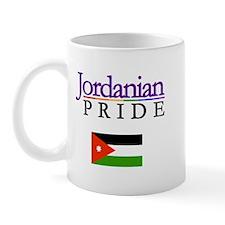 Jordanian Pride Flag Mug