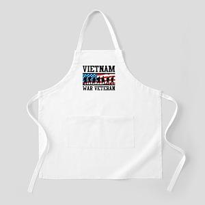 Vietnam War Veteran BBQ Apron